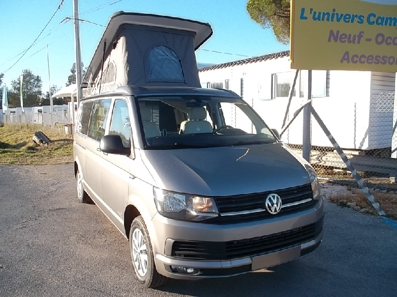 westfalia kepler six neuf de 2018 vw camping car en vente roquebrune sur argens var 83. Black Bedroom Furniture Sets. Home Design Ideas