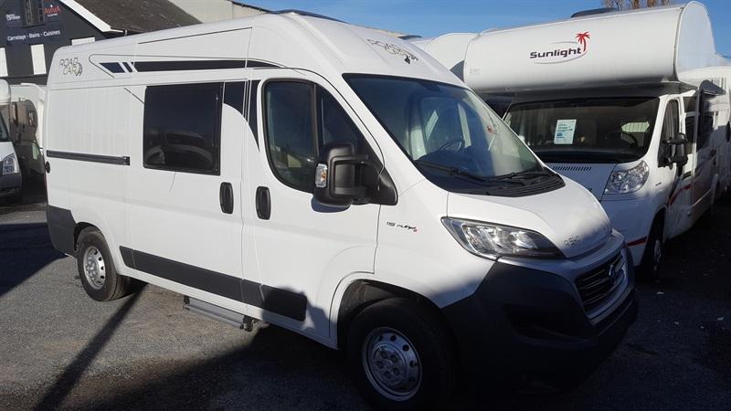 Roadcar 540 neuf de 2018 fiat camping car en vente for Camping aveyron avec piscine