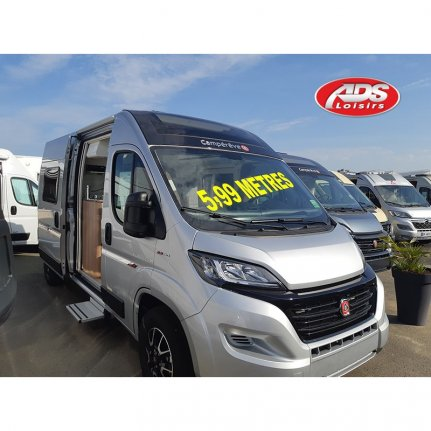 Campereve Magellan 643 Limited