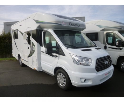 Chausson Welcome 628