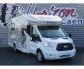 achat camping-car Chausson Titanium 628