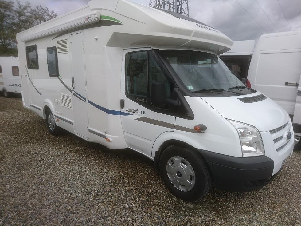 chausson best of 28 occasion de 2014 ford camping car en vente bernolsheim rhin 67. Black Bedroom Furniture Sets. Home Design Ideas