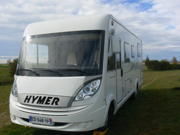 Occasion Hymer B 698 vendu par CENTRAL CAMPER