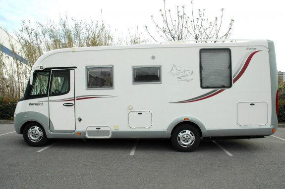 Occasion Rapido 991 Df vendu par CENTRAL CAMPER