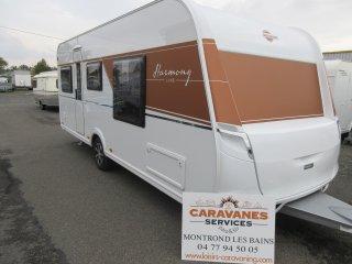 Neuf Burstner Averso Harmony Line 485 Ts vendu par CARAVANES SERVICE 42