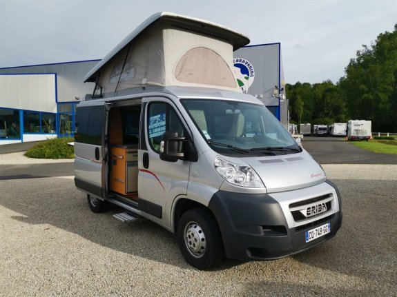 Occasion Eriba Compact 303 vendu par CENTRE CARAVANING DE L'EST