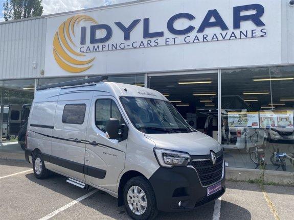 Neuf Font Vendome Master Van vendu par ALPES PROVENCE CAMPING CARS