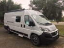 achat camping-car Hymer Camper Vans Yellowstone