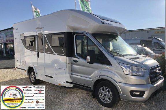 Neuf Benimar Tessoro 483 Northautokapp vendu par OLERON CARAVANES CAMPING CARS
