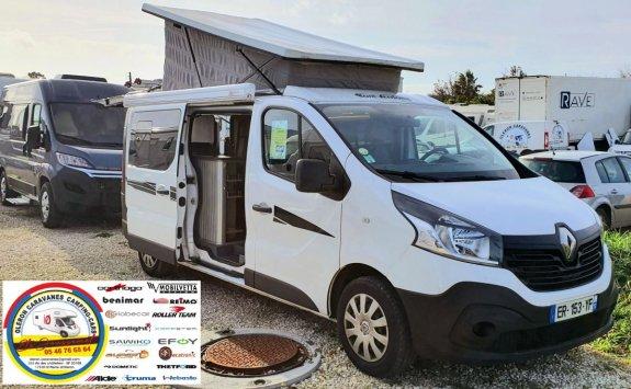 Occasion Font Vendome Auto Camp vendu par OLERON CARAVANES CAMPING CARS