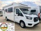 Neuf Roller Team Kronos 274 Tl vendu par OLERON CARAVANES CAMPING CARS