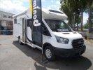 achat camping-car Benimar Tessoro 463 Up
