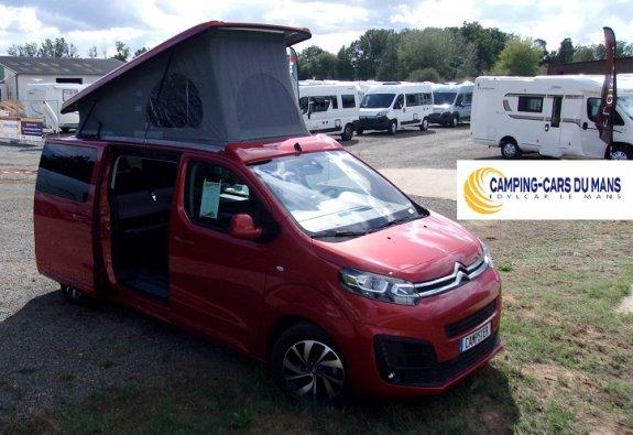 Campster Tourmaline