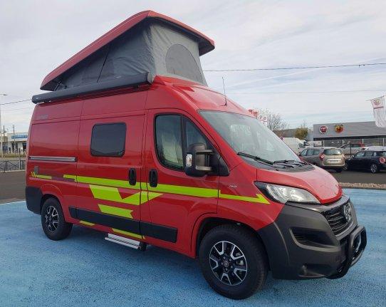 Occasion Hymer Camper Vans Ayers Rock vendu par GGA CAMPING CAR