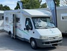 achat camping-car Chausson Welcome 95