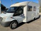 achat camping-car Roller Team Sirio 592 P