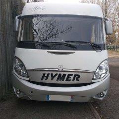 Hymer B 655 Sl Brabus Edition