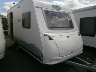 Caravelair Ambiance 400 CP