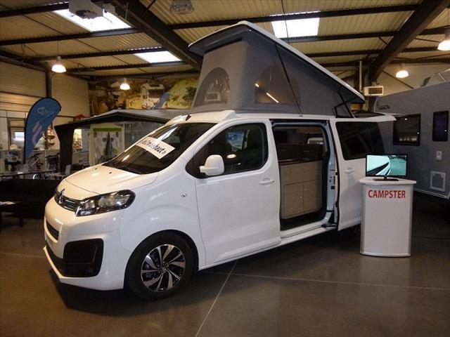 possl campster neuf de 2017 citroen camping car en vente beauvois en cambr sis nord 59. Black Bedroom Furniture Sets. Home Design Ideas