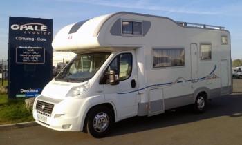 Vente Camping Car Flesselles