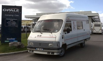 Camping Car A Vendeville