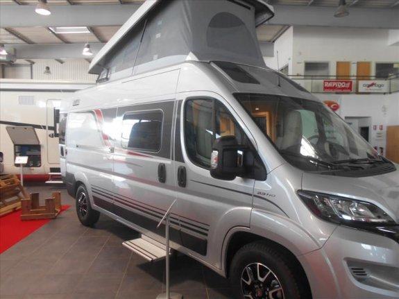 Neuf Burstner Campeo C 600 vendu par CLC SAINT DIZIER