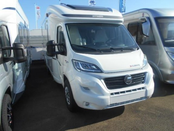 Hymer T 678 Cl X climate
