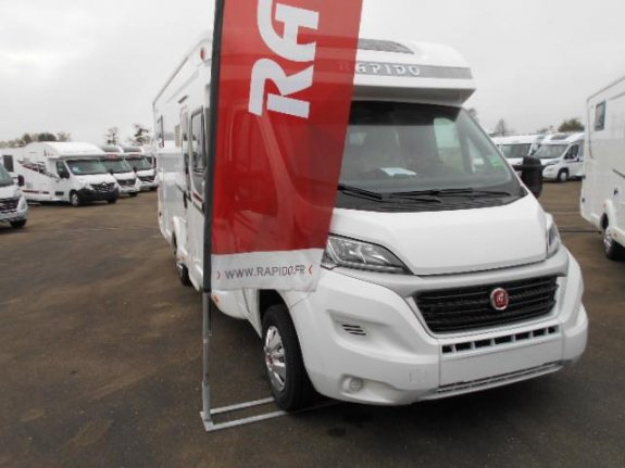 cote argus rapido serie 6 666 l 39 officiel du camping car. Black Bedroom Furniture Sets. Home Design Ideas