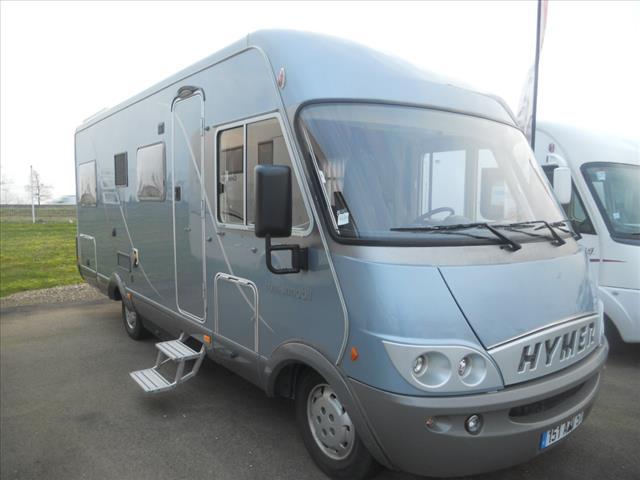 hymer b 614 occasion de 2006 fiat camping car en vente. Black Bedroom Furniture Sets. Home Design Ideas
