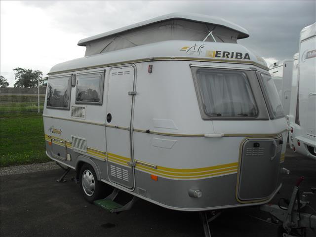 eriba triton bsa occasion caravane vendre en haute marne 52 ref 12576. Black Bedroom Furniture Sets. Home Design Ideas