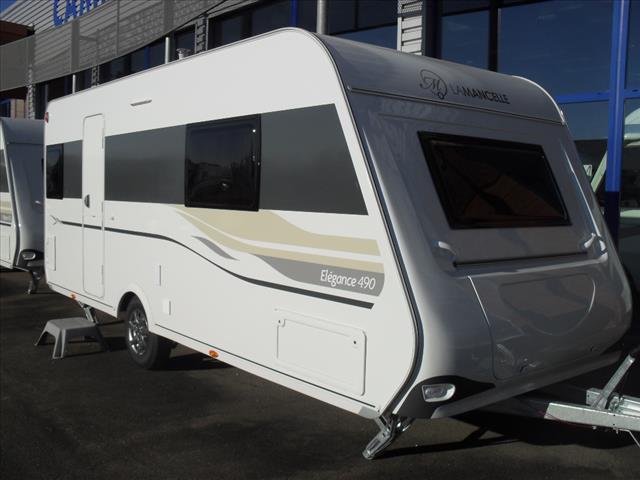 La mancelle 490 cb elegance neuf de 2017 caravane en - Chauffe eau caravane ...