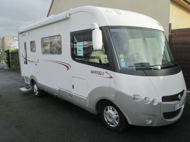 rapido 9048 df occasion de 2011 ducato camping car en vente trinqueux marne 51. Black Bedroom Furniture Sets. Home Design Ideas
