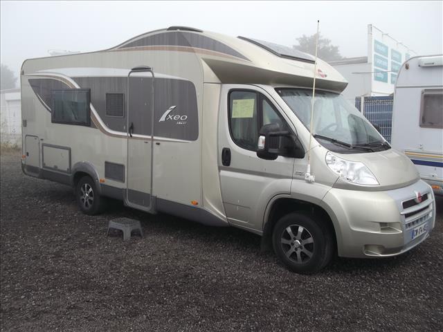 burstner ixeo it 740 occasion de 2013 ducato camping car en vente valenciennes nord 59. Black Bedroom Furniture Sets. Home Design Ideas