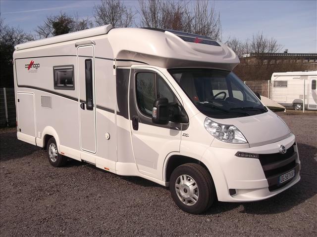 carthago tourer t 142 occasion de 2014 fiat camping car en vente valenciennes nord 59. Black Bedroom Furniture Sets. Home Design Ideas