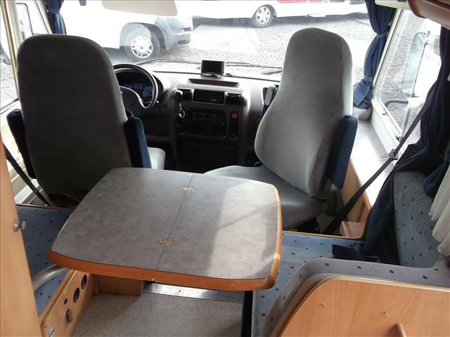hymer br 599 occasion de 2002 renault camping car en vente valenciennes nord 59. Black Bedroom Furniture Sets. Home Design Ideas