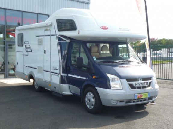 Hymer Camp 662 Cl