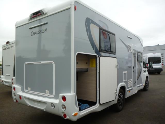 chausson titanium 738 xlb neuf de 2017 ducato camping car en vente meung sur loire loiret. Black Bedroom Furniture Sets. Home Design Ideas
