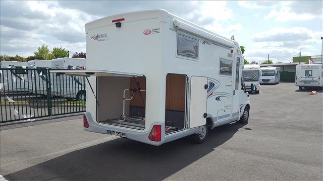 frankia t 650 bd occasion de 2004 fiat camping car en vente meung sur loire loiret 45. Black Bedroom Furniture Sets. Home Design Ideas