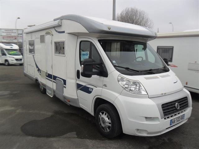 mc louis tandy 650 occasion de 2009 ducato camping car en vente cauffry oise 60. Black Bedroom Furniture Sets. Home Design Ideas