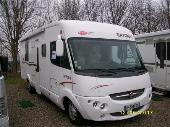 cote argus rapido serie 90df 9095 df l 39 officiel du camping car. Black Bedroom Furniture Sets. Home Design Ideas