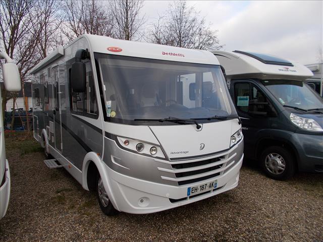 dethleffs advantage i 7051 occasion de 2015 ducato camping car en vente benfeld rhin 67. Black Bedroom Furniture Sets. Home Design Ideas