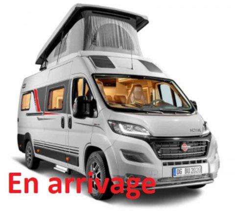 Neuf Burstner Campeo C 600 vendu par CLC METZ