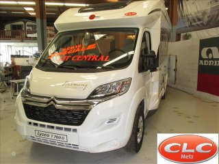 Offres en vente de camping car de clc metz moselle 57 for Garage ford metz borny