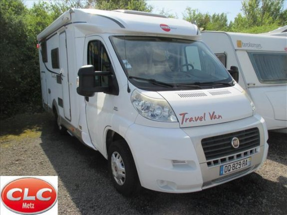 Burstner Travel Van T 620