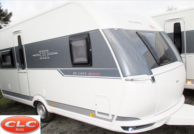 hobby 460 ufe de luxe neuf de 2016 caravane en vente woippy st remy moselle 57. Black Bedroom Furniture Sets. Home Design Ideas