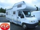 achat camping-car Burstner A 574