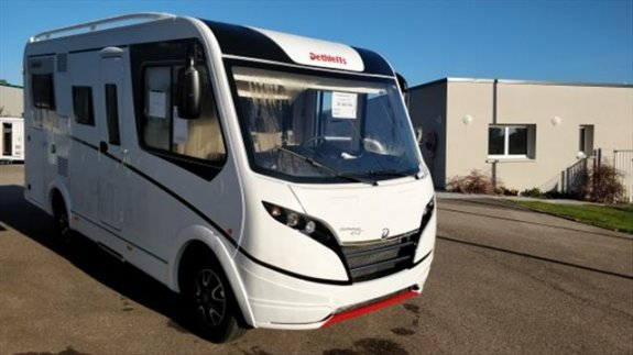 Neuf Dethleffs Globebus I 1 vendu par CLC VOSGES