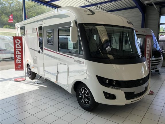 Neuf Rapido 886 F vendu par CLC VOSGES