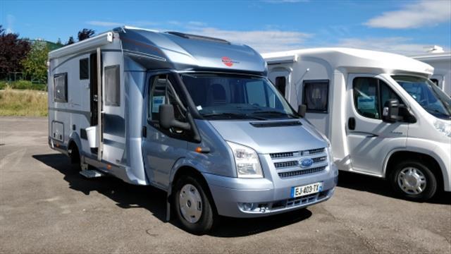 burstner nexxo t660 occasion de 2008 ford camping car en vente thaon les vosges vosges 88. Black Bedroom Furniture Sets. Home Design Ideas