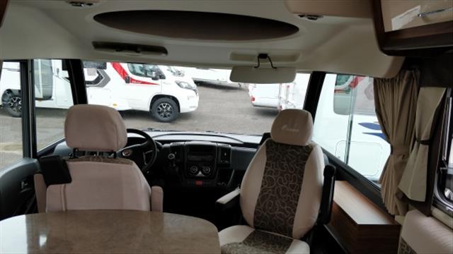 Itineo fb 600 occasion de 2014 fiat camping car en for Garage automobile thaon les vosges